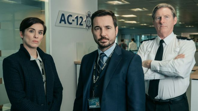 Poster Line of Duty