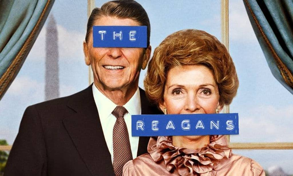 Ronald Reagan - Recenzie The Reagans (showtime)